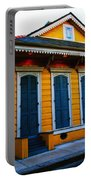 New Orleans Creole Cottage Portable Battery Charger