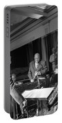 New Orleans Jazz Orchestra Portable Battery Charger