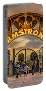 New Orleans Louis Armstrong Park  2 Portable Battery Charger