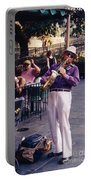 New Orleans Musician Portable Battery Charger