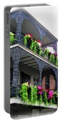 New Orleans Porches Portable Battery Charger