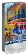 New Orleans Series 53 Portable Battery Charger