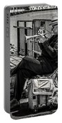 New Orleans Waterfront Jazz Portable Battery Charger