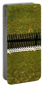 New Perspective Of The Picket Fence Portable Battery Charger