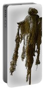 New Photographic Art Print For Sale   Day Of The Dead Skeleton On A Stick Portable Battery Charger