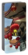 New Photographic Art Print For Sale Downtown Chinatown Portable Battery Charger