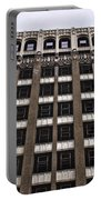 Vacant Downtown Building Los Angeles 3 Portable Battery Charger