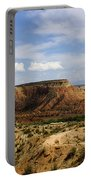 Ghost Ranch Landscape New Mexico 12 Portable Battery Charger