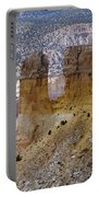 New Photographic Art Print For Sale Ghost Ranch New Mexico 9 Portable Battery Charger