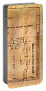 New Post Office Plans 1961 Portable Battery Charger