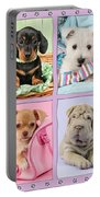 New Puppy Multipic Portable Battery Charger by Greg Cuddiford