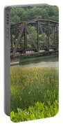 New River Scene 14 B Portable Battery Charger