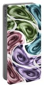 New Swirls Portable Battery Charger