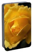 New Yellow Rose Portable Battery Charger