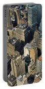 New  York Architecture Portable Battery Charger