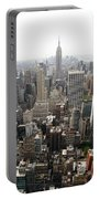 New York City Canyons Portable Battery Charger