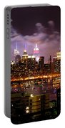 New York City Celebrates Portable Battery Charger