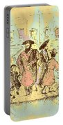 New York City Jews - Fine Art Portable Battery Charger