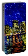 New York City Lower Manhattan Portable Battery Charger
