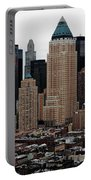 New York City Skyline 19 Portable Battery Charger