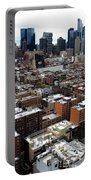 New York City Skyline 20 Portable Battery Charger