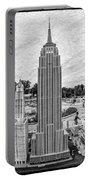 New York City Skyline - Lego Portable Battery Charger
