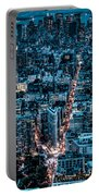 New York City Triptych Part 2 Portable Battery Charger