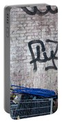 New York City Wall Portable Battery Charger