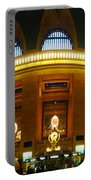New York - Grand Central Station Portable Battery Charger