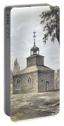 New York: Jamaica Church Portable Battery Charger