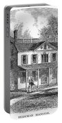 New York: Mansion, 1763 Portable Battery Charger