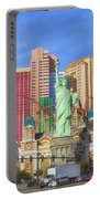 New York New York Portable Battery Charger