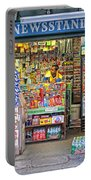 New York Newsstand Portable Battery Charger