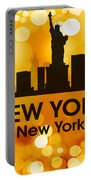 New York Ny 3 Portable Battery Charger