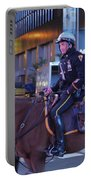 New York Police Department Portable Battery Charger