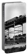 New York Railroad Bridge Portable Battery Charger