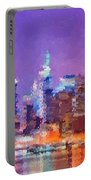 New York City - Skyline Portable Battery Charger