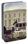 New York Stagecoach Portable Battery Charger