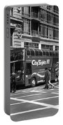 New York Street Photography 8 Portable Battery Charger