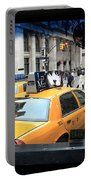 New York Taxi Cabs Portable Battery Charger