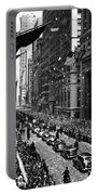 New York Ticker Tape Parade Portable Battery Charger