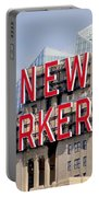 New Yorker Portable Battery Charger