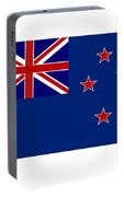New Zealand Flag Portable Battery Charger