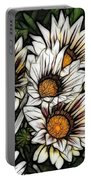 New Zealand Flowering Beauties Portable Battery Charger