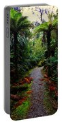New Zealand Rainforest Portable Battery Charger