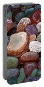 Newfoundland Beach Rocks 2  Portable Battery Charger