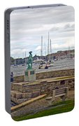 Newport Rhode Island Harbor Ivi Portable Battery Charger