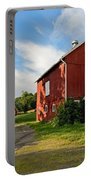 Newtown Barn Portable Battery Charger by Bill Wakeley