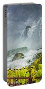 American Falls Niagara Cave Of The Winds Portable Battery Charger