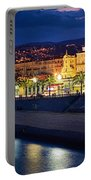 Nice By Night Portable Battery Charger